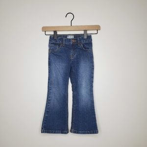 Children's Place Flare Stretch Jeans / 4T